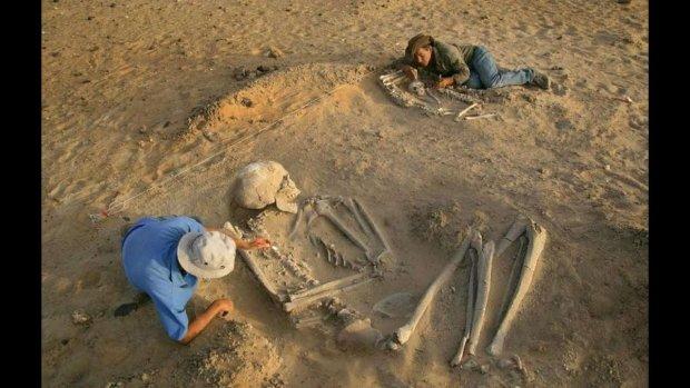 Археологи знайшли гігантські останки, що досягають у висоту 8 метрів: офіційна наука спробує приховати