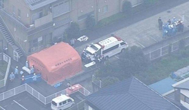 Японец устроил кровавую резню в интернате для инвалидов