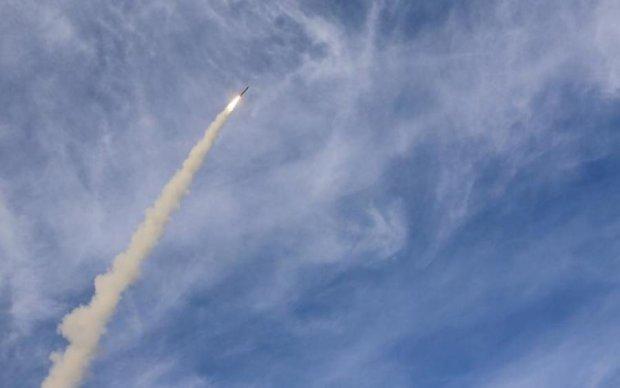 Містична ракета прибульців сполохала світ: фото