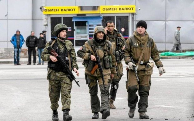Военная база в центре города: террористы превратили Луганск на оружейный склад