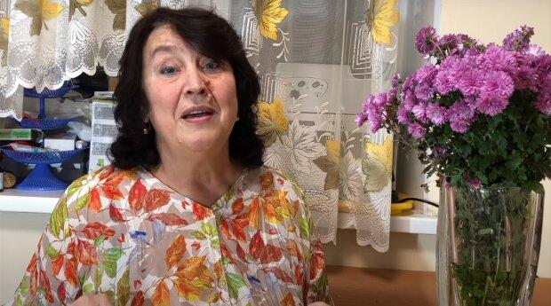 Наталия Фалион, скриншот: Youtube