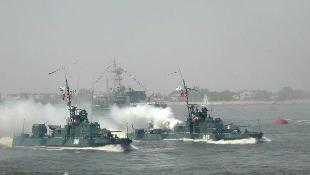 Охрана Азовского моря