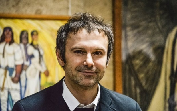 Святослав Вакарчук йде у президенти