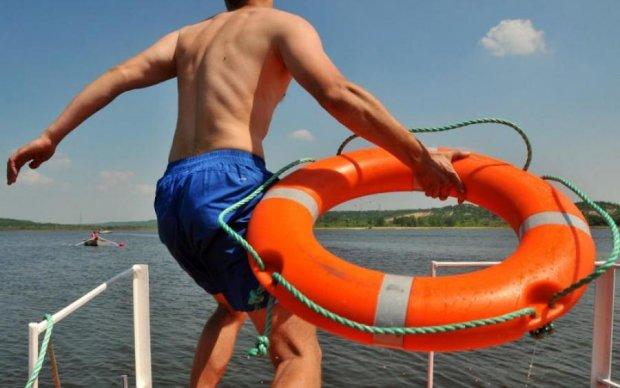 За що боровся: під Тернополем втопився рятувальник