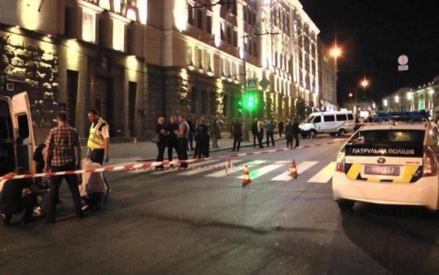 Звичайний трудяга у розпачі: хто відкрив стрілянину в мерії Харкова