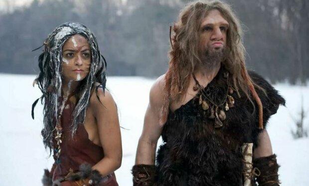 "Кадр з фільму ""Останній неандерталець"", скріншот: YouTube"