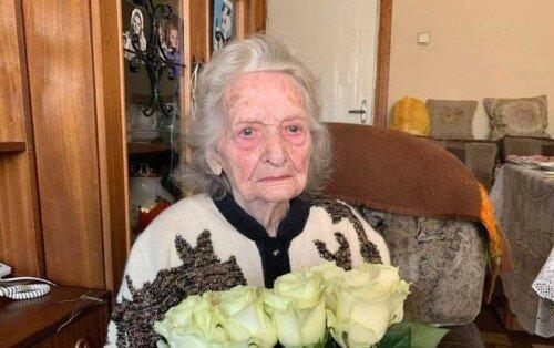 Львовской долгожительнице - 101: пережила голод и войны, но все равно радуется жизни