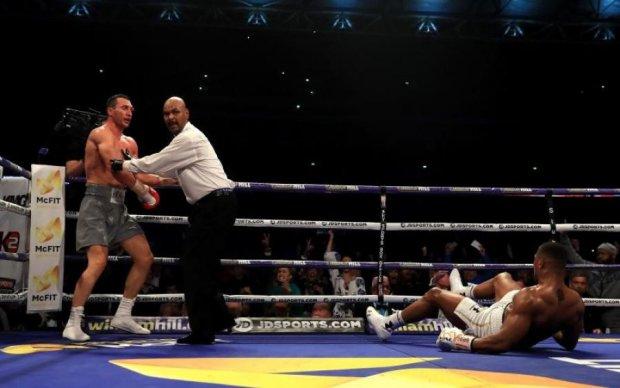 Промоутер Джошуа: Після пропущеного удару від Кличка більшість боксерів не піднялися б