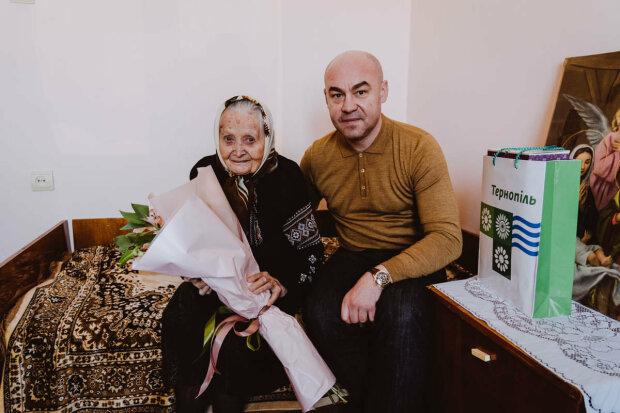 Загалюк Анна с Сергеем Надалом / фото: Facebook