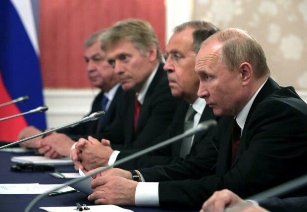 """Путін і його """"рать"""", фото REUTERS"""