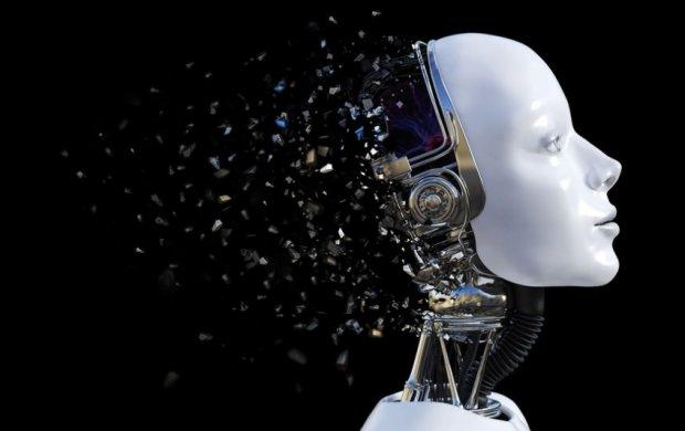 штучний інтелект, робот