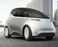unity electric car