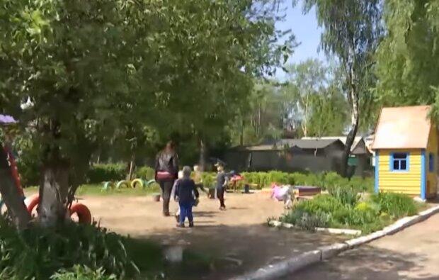 Детские сады, скриншот: YouTube