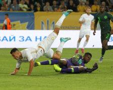 Україна зіграла внічию з Нігерією