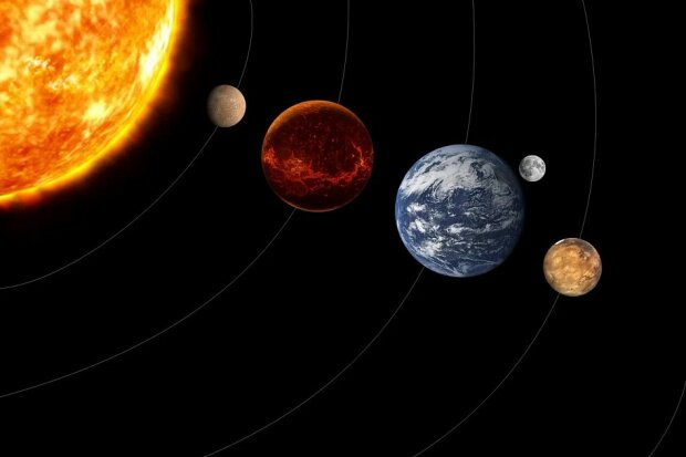 Парад планет, фото: Pixabay