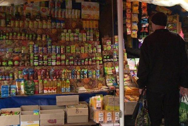 На Донбасі різко підвищилися ціни на продукти