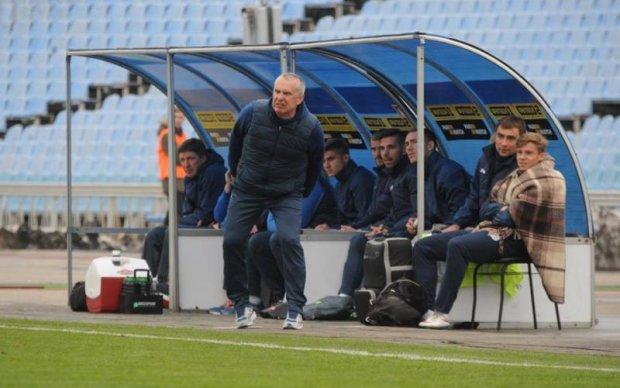 Білоруський тренер офіційно залишив український клуб: Далі збирається на заробітки в Росію