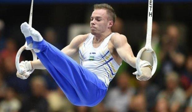 Українець Верняєв нарешті здобув золото Олімпіади