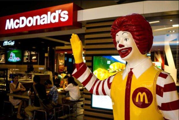 МакДональдс - фото з відкритих джерел