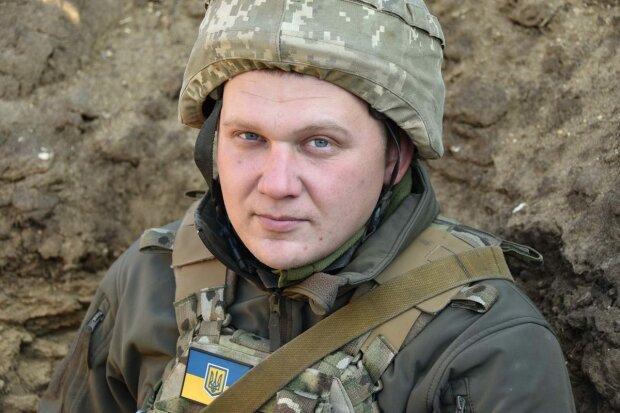 """Сержант по прозвищу """"Стаф"""", фото: armyinform"""