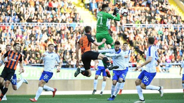 Драматична серія пенальті визначила переможця матчу Шахтар - Динамо