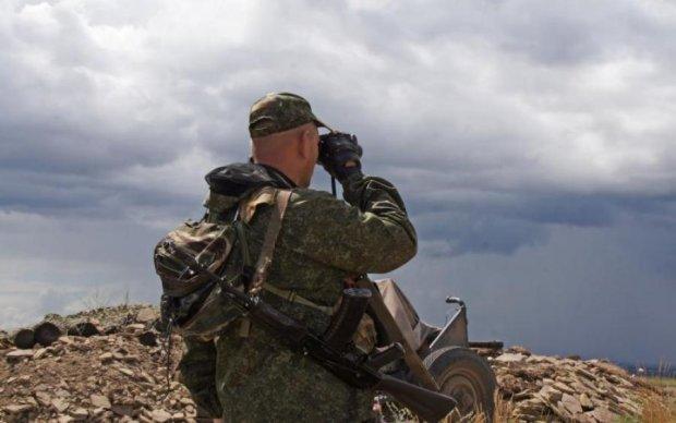 Донбасс оказался под зорким глазом американского беспилотника