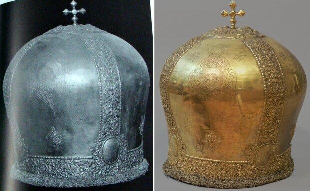 Золоті Божі хрести – українські скарби, які вважалися втраченими, знайшли в Москві
