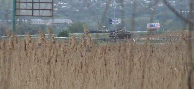 Бои за Славянск, фото: скриншот из видео