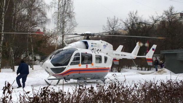 В России разбился вертолет: в чудовищной катастрофе погибли все
