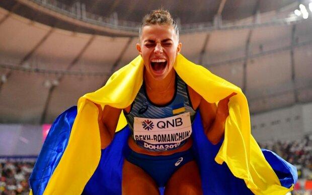 Знай наших: Марина Бех-Романчук взяла серебро чемпионата мира по легкой атлетике
