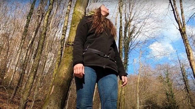 погода в Україні, скріншот з відео