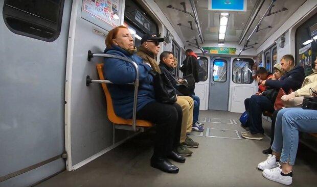 Киевское метро, фото: YouTube