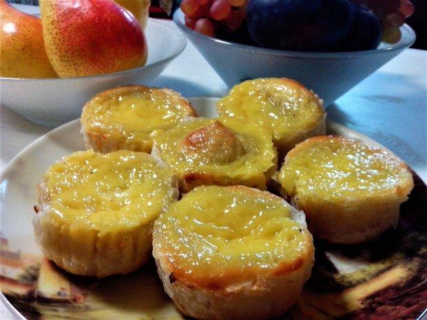 Интересный рецепт: лимонный заварной крем-десерт без муки