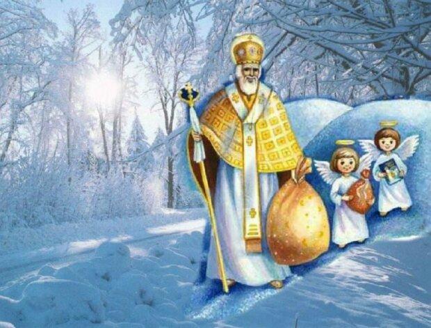 День святого Николая, фото: Народная Правда