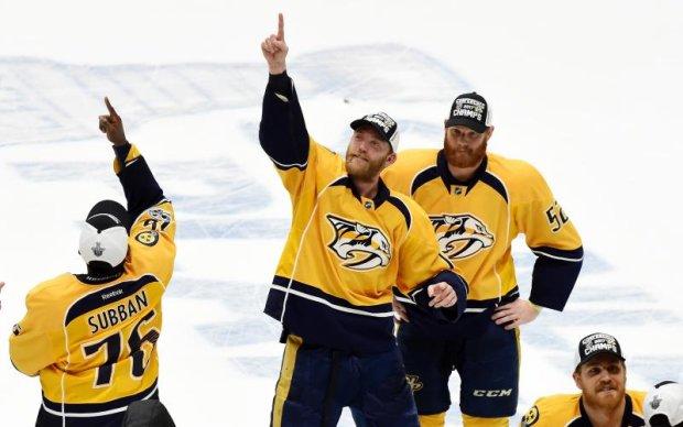 НХЛ: Нешвіл - перший фіналіст Кубка Стенлі-2017