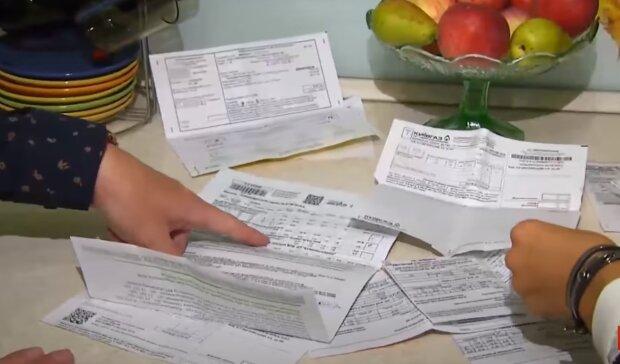 коммунальные платежи, скриншот из видео