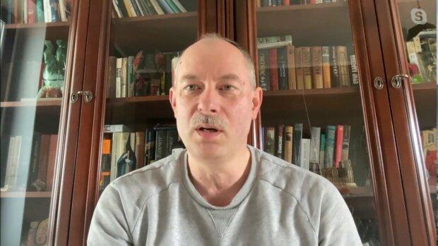 Олег Жданов, скріншот відео