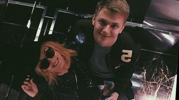 Кристина Орбакайте с сыном, фото: Instagram