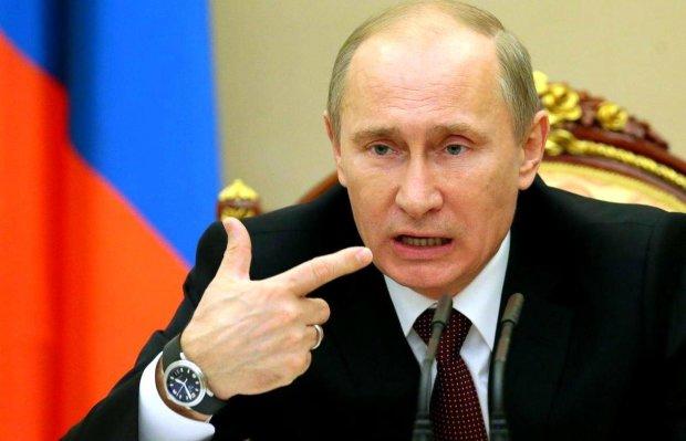 Путин с крестом на лбу перепугал Россию: матерь Божья!