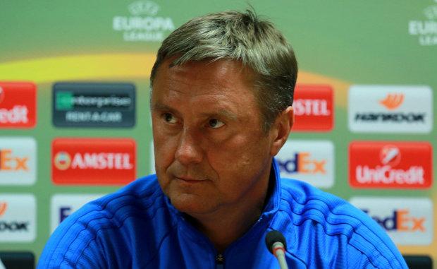 Хацкевич розповів, як футболісти Динамо проводили вільний час: скло билося, стіни тремтіли