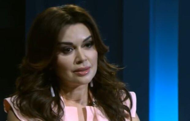 Анастасія Заворотнюк, фото: кадр з відео