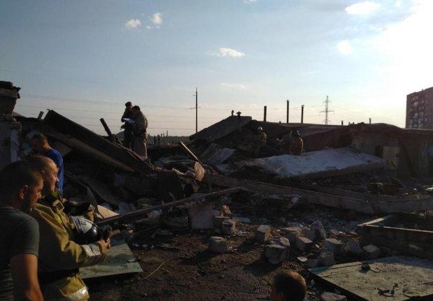 Взрыв Донбасс