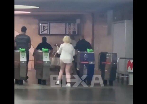 Скрин, видео ВЕХА. Харьков