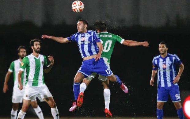Динамо може заробити на продажу футболіста в Туреччину