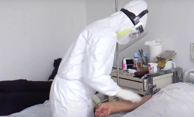 Медики, изображение иллюстративное, кадр из репортажа Радиол Свобода: YouTube