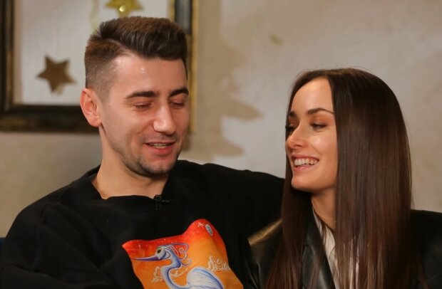 Ксения Мишина и Александр Эллерт, фото: кадр из видео
