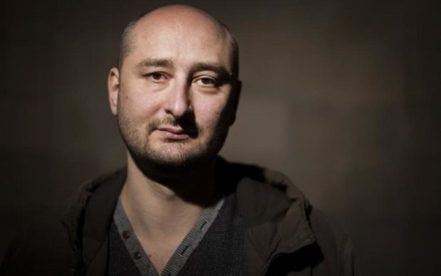 Бабченко заявив про окупацію Facebook: фотофакт