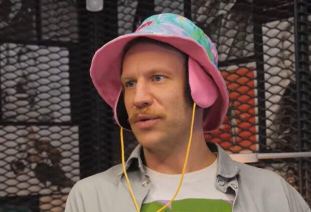Іван Дорн, кадр з відео