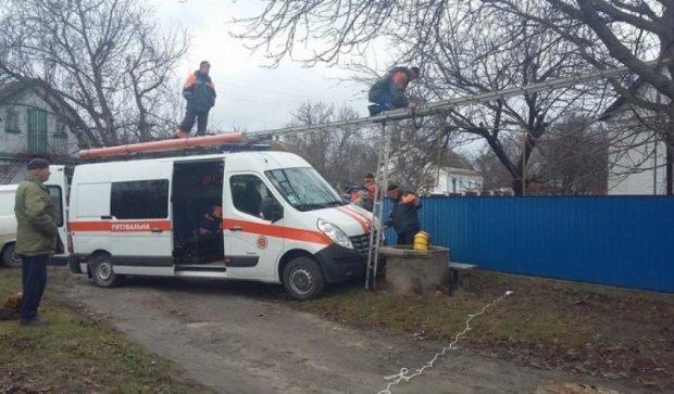 Біля Києва старенька впала в колодязь і загинула