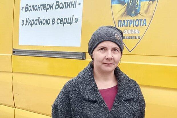Наталья Ващук, фото: Facebook